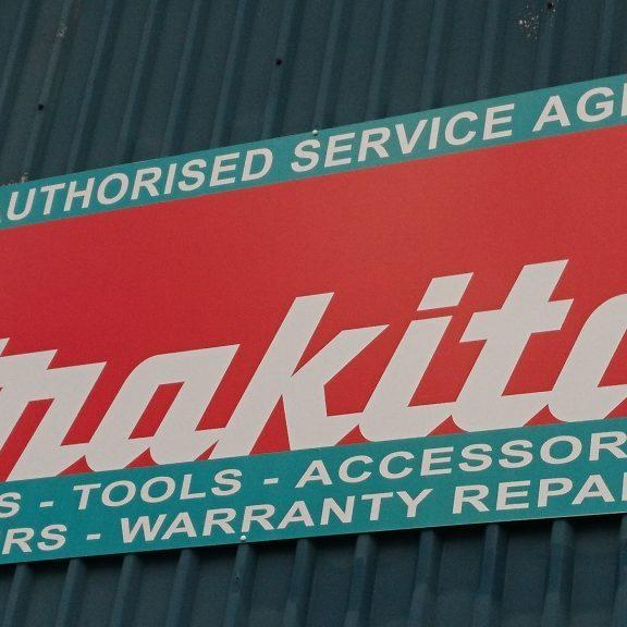 Makita ASA Signage